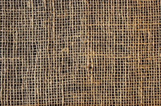 Sack, Material, Textile, Burlap, Texture, Canvas, Cloth