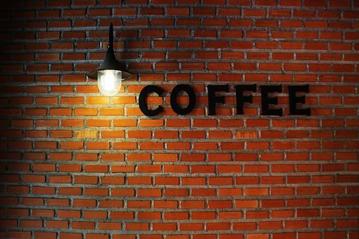 Coffee, Cafe, Design, Template, Symbol, Icon, Caffeine