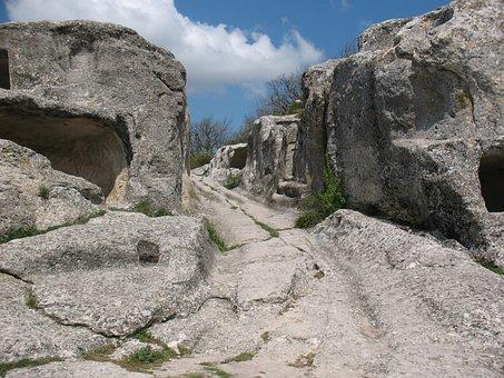 Crimea, Eski Kerman, Sunny