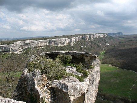 Crimea, Eski Kerman, Spring