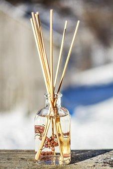 Essential Oils, Aromatherapy, Oil, Bottle, Essence