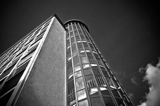 Architecture, Building, House, Glass, Facade, Window