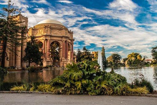 San Francisco, Parks, San, Francisco, California