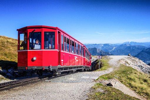 Sheep Mountain, Schafberg Railway, Alpine