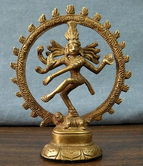 Shiva, Cosmic Dancer, Hindu, Religion, Figurine, God
