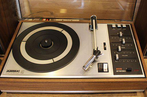 Record Player, Sound Center, Record, Player, Sound