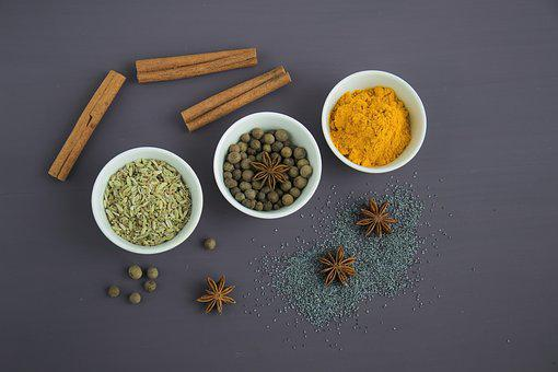 Spices, Ingredients, Seasoning, Food, Seeds, Star Anise