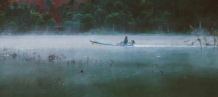Vietnam, Da Lat, Tuyen Lam