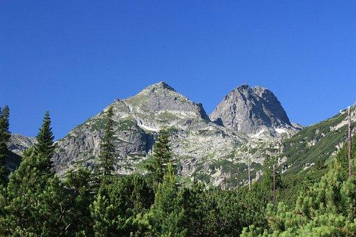 Peak, Malyovitsa, Rila, Mountain, Landscape, Bulgaria