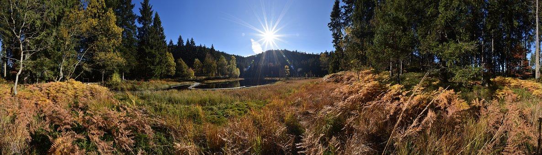Lake, Carezza Lake, Buhl Lake, Landscape, Panorama