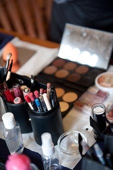 Makeup, Assort Make Ups, Make-up, Cosmetic, Cosmetics