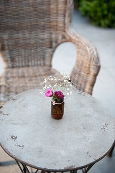 Table Decoration, Wedding, Rustic, Decoration, Table