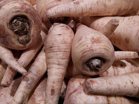 Parsnips, Root, Vegetables, Food, Nutrition, Healthy