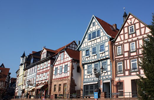 Gelnhausen, Barbarossa City, Main-kinzig Circle, Hesse