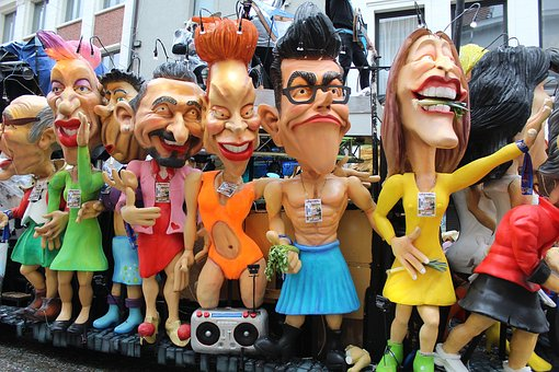 Belgium, Aalst, Mask, Carnival, Fun, Holiday
