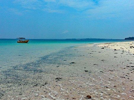 Islas De Las Perlas, Panama, Island, Pearl Islands