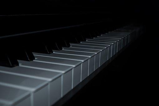 Piano, Keys, Piano Keyboard, Musical Instrument, Music