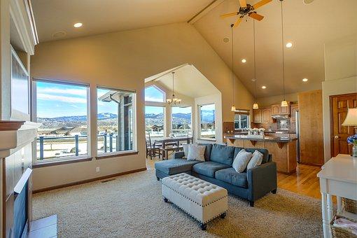 Home, Real Estate, Residential, Living Room, Residence