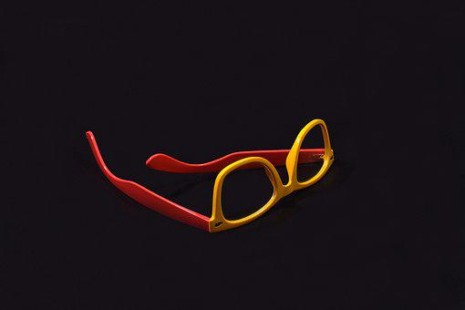 Glasses, Product Shot, Product, Shot, Reflection