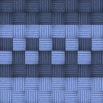Texture, Structure, Surface, Basket, Weave, Blue
