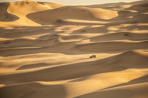 Namibia, Dunes, 4x4, Tourism, Travel, Africa, Desert