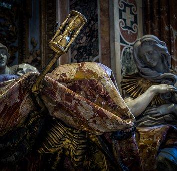 Time, Lent, Penance, Prayer, Death, Vatican, Rome