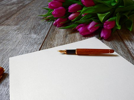 Letters, Paper, Write, Filler, Fountain Pen