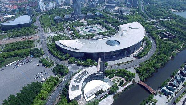 China, Shanghai, Lu Jia Zui