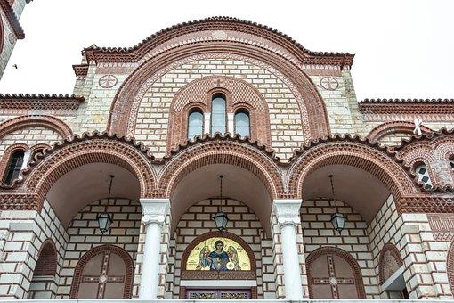 Church, Christian, Greece, Xanti, Religion