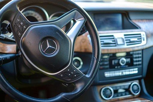 Car, Mercedes, Cls, Auto, Transport, Design