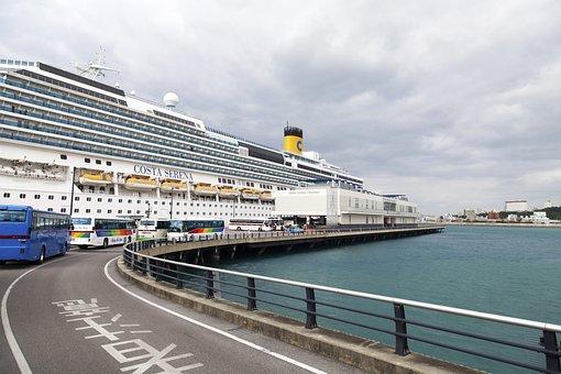 Costa, Cruise, Selena No, Okinawa, Naha
