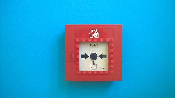 Fire Detector, Fire, Emergency, Fire Detectors