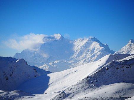 Annapurna Circuit, Nepal, Himalaya, Mountain, Trekking