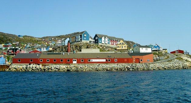 Greenland, Julianehåb, Qaqortoq, Summer, Beautiful