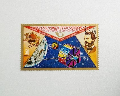 Stamp, Post, Letters, Collect, Send, Guinea, Affix