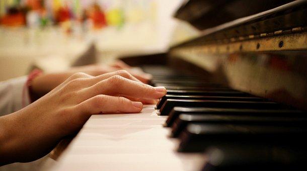 Music, Piano, Keys, Hands, Pianola, Tool, Melody
