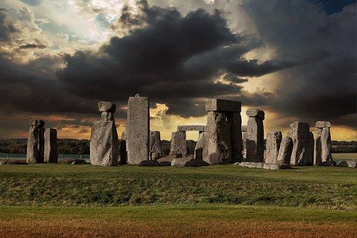 Stonehenge, Monument, England, Uk, Prehistoric