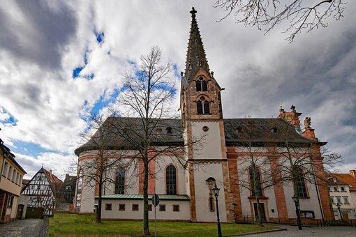 Aschaffenburg, Lower Franconia, Bavaria, Germany