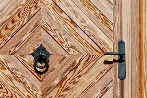 Wooden Door, Call Waiting Ring, Presser