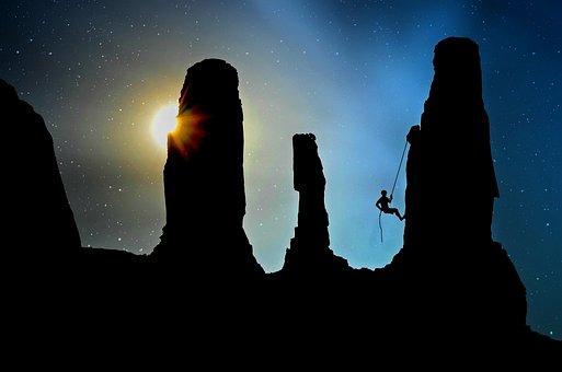Mountaineer, Climb, Climbing Sport, Mountaineering