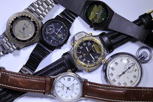 Wrist Watches, Watches, Wrist Watch, Clock