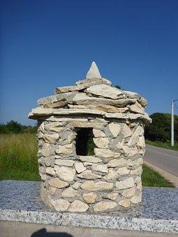 Croatia, Kazun, Blue Sky, Istria, Pula, Holiday