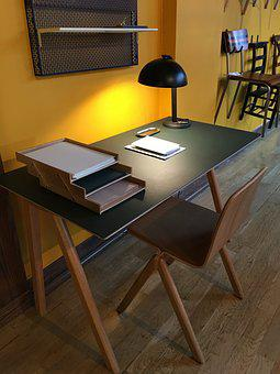 Desk, Liberty Of London, Chair, Work Station, Design
