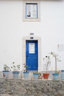 Door, Old, House, Old Door, Wood, Historical, Lock