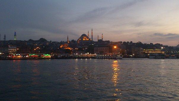 Turkey, Istanbul, Golden Peak