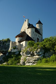 Bobolice Castle, Jura, Jura Krakowsko-czestochowa