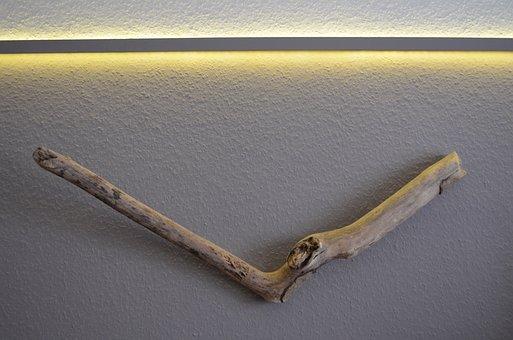 Drift Wood, Wood, Antler, Led, Led Strip Lighting