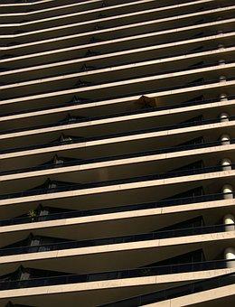 Architecture, Building, Pattern, Apartment, Living