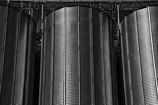 Silo, Agriculture, Stock, Reserve, Storage, Depot