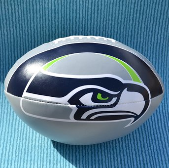 Seattle, Seahawks, Seahawk, Logo, Football, City, Fans
